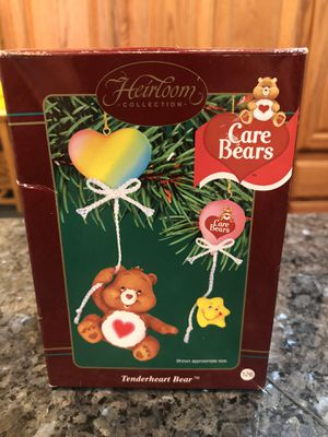 Heirloom Collection Care Bears Tender Heart Bear Christmas Ornament Year 2003. Brand New for Sale in Artesia, CA