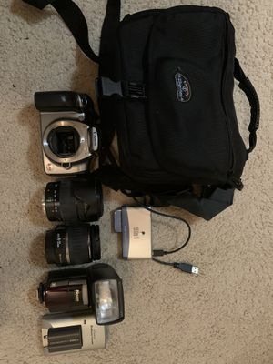 Canon 300d for Sale in Normal, IL
