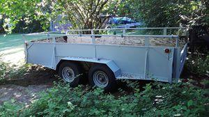8x14 heavy duty trailer for Sale in Vancouver, WA