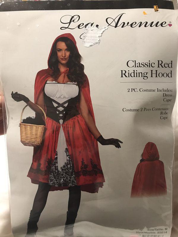 Riding Hood, Halloween costume