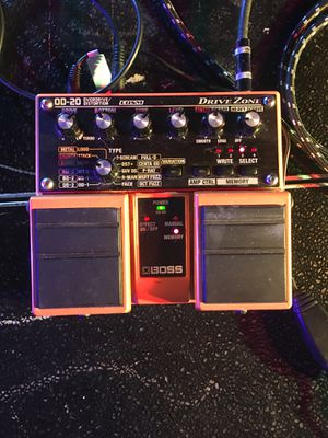 Boss OD-20 for Sale in Orlando, FL