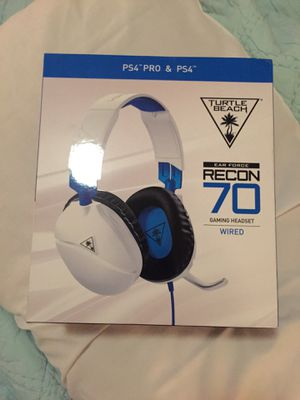 Turtle Beach Recon 70 gaming headset (BRAND NEW!) for Sale in Flower Mound, TX