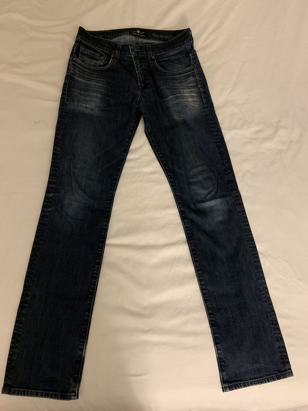 Men 7 For All Mankind Jean's-size 30