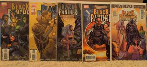 Black Panther set (5 issues) for Sale in Sanford, FL