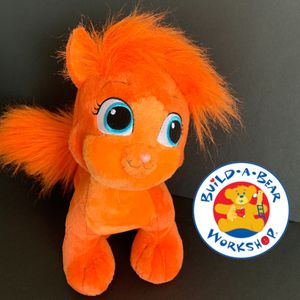 Build a Bear Palace Pets Treasure Orange Cat Plush for Sale in Palmetto, FL