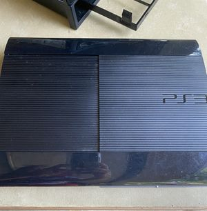 PS3 slim with Batman game for Sale in Glen Carbon, IL