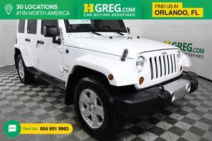 2011 Jeep Wrangler Unlimited for Sale in Orlando, FL