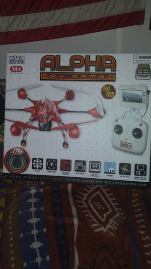 Alpha Spy Drone for Sale in Chicago, IL
