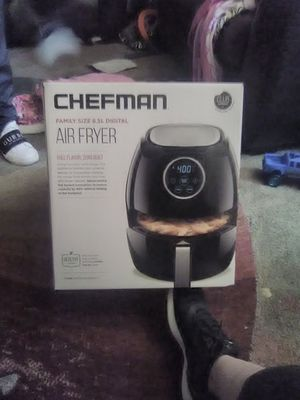 Chefman family size air fryer for Sale in Oak Grove, OR