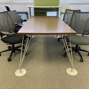 6ft Conference Table for Sale in Denver, CO