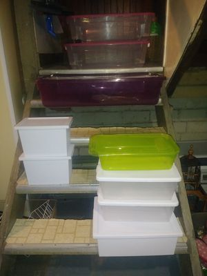 Storage bins and containers for Sale in Lakewood, OH