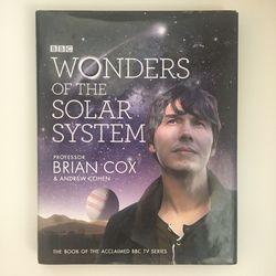 Wonders Of The Solar System By Brian Cox for Sale in Redwood City,  CA