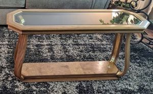 Oak Sofa Table for Sale in Salina, KS