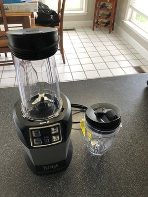 Ninja blender Auto IQ for Sale in Ashburn, VA
