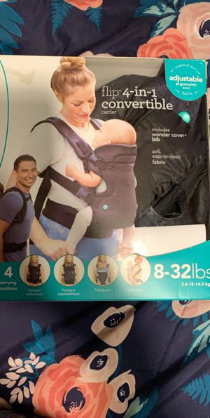 Infantino baby carrier for Sale in Ferguson, MO