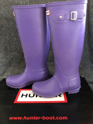 HUNTER RAIN BOOTS for Sale in CT, US