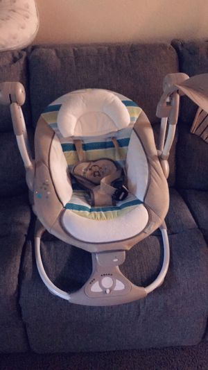 Baby swing Ingenuity for Sale in Tualatin, OR