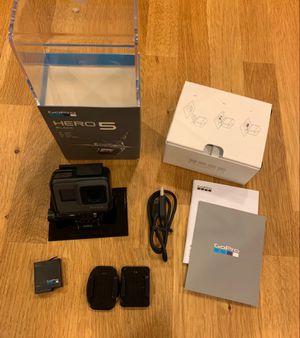 Hero 5 black GoPro for Sale in North Bergen, NJ