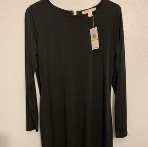 NWT Michael Kors black dress M for Sale in Kissimmee, FL
