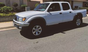 New tires 2003 Toyota Tacoma Oil changed for Sale in Anaheim, CA
