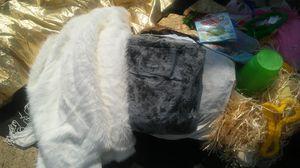 Fur blankets for Sale in Dallas, GA