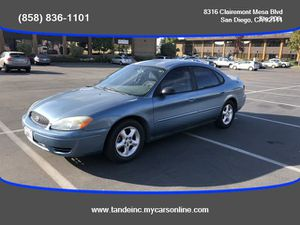 2005 Ford Taurus for Sale in San Diego, CA