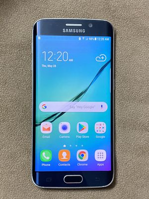 Samsung Galaxy S6 edge SM-G925I -32 GB - (Unlocked) Smartphone in Best condition like New. for Sale in Baltimore, MD
