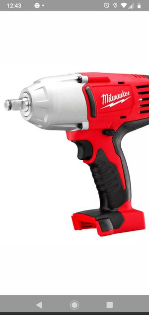 $130 1/2-Inch High-Torque Impact Wrench - Bare Tool for Sale in Miami, FL