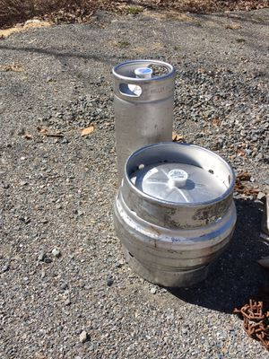 TWO ****** KEGS ***** make offer for Sale in Dexter, ME