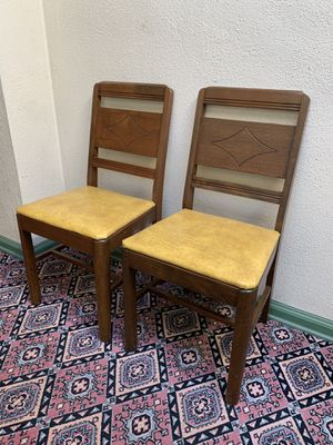 Vintage Chair Set for Sale in Denver, CO