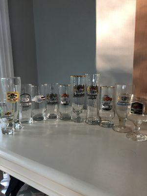 11 German Bier Glasses for Sale in GOODLETTSVLLE, TN