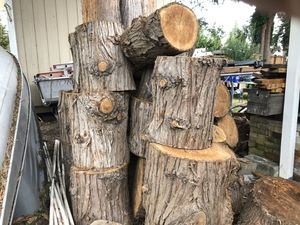 Seasoned Cedar Firewood Rounds for Sale in Auburn, WA