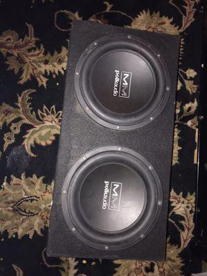 Polk audio 10inch subs for Sale in Smyrna, TN