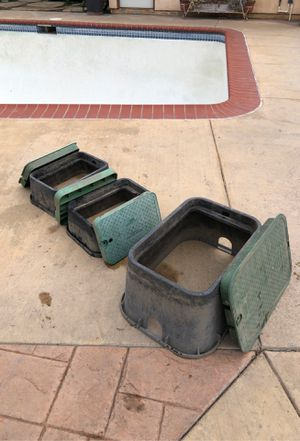 Sprinkler cover boxes for Sale in Paramount, CA
