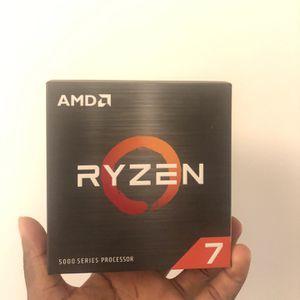 AMD Ryzen 7 5800X Desktop Processor (4.7GHz, 8 Cores, Socket AM4) for Sale in Phoenix, AZ