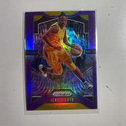 2020 WNBA Jewel Loyd 95/125 Purple Prizm - Seattle Storm for Sale in Tacoma,  WA