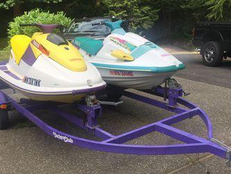 1996 WaveBlaster 760 & 1996 Wave Raider 760 for Sale in Issaquah,  WA