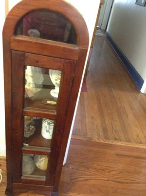 Antique glass Cabinet for Sale in Vienna, VA