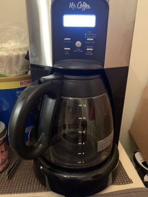 Mr coffee with delay timer for Sale in Canonsburg, PA