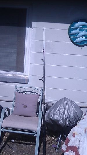 Fishing pole for Sale in Largo, FL