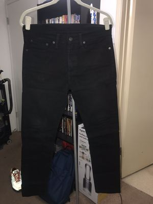 LIGHTLY USED LEVIS 510 (black) for Sale in Los Angeles, CA