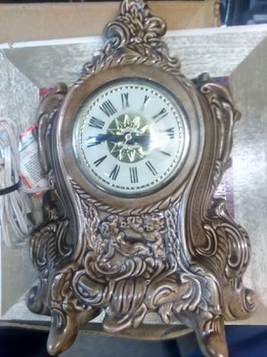 Antique table clock for Sale in Arvada, CO