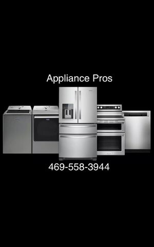 Onsite appliance repair and installation for Sale in Dallas, TX
