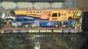 Huge remote control crane! for Sale in Denver, CO