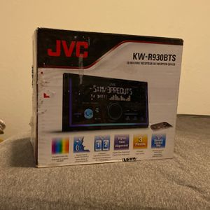 JVC Bluetooth Receiver for Sale in Homestead, FL