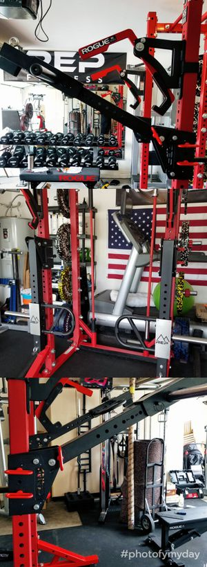 🔥🏋️♂️NEW REP Fitness ISO Arms‼🏋️♂️🔥Rogue,gym equipment,barbell,weights,hoist,adjustable bench,squat rack,weights,dumbbells for Sale in Avondale, AZ