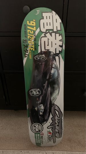 DGK Skateboard Tuner Series Deck Chaz Ortiz 8.06 for Sale in Santa Clara, CA