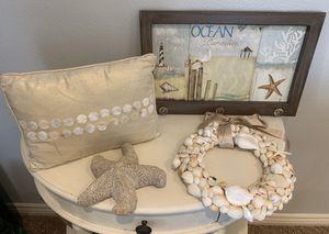 Ocean/beach home decor for Sale in Corona, CA