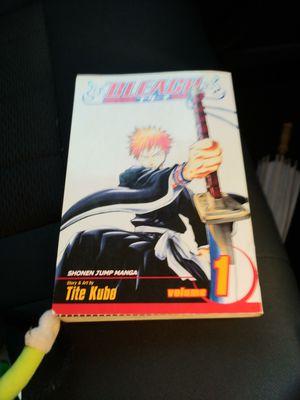 Bleach manga vol 1 for Sale in San Antonio, TX