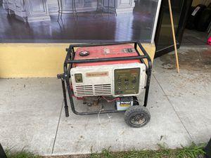 Portable Generator for Sale in San Antonio, TX